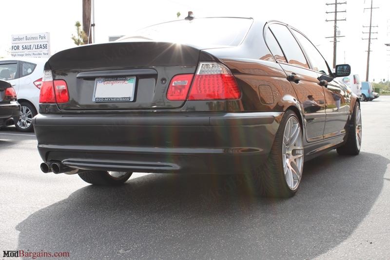 CSL Boot Lid for BMW E46 Coupe/M3 Carbon Fiber Sold at ModBargains.com