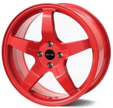 NM Engineering RSe05 Wheel Red