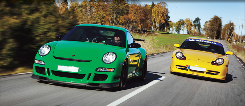 Shop Ohlins Road & Track Edition Coilovers Porsche 997 (1998-2005)@ ModBargains.com