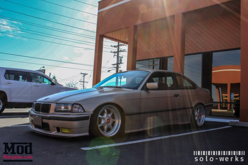 Cheap Coilovers That Don't Suck: Solowerks Coils for E36