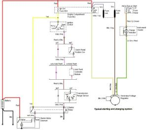 9904 mustang gt charging system wiring diagram  Forums