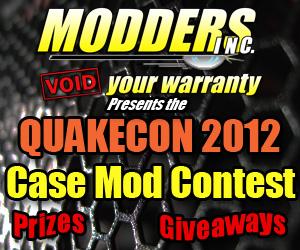 Case Mods at QuakeCon