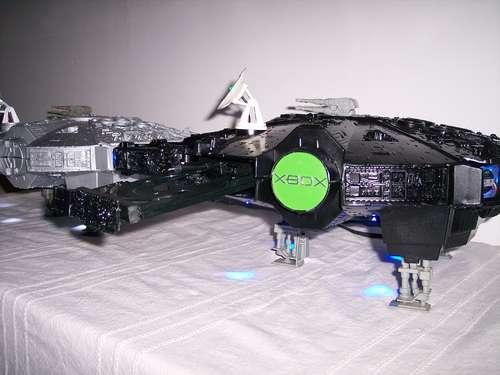 Xbox Star Wars Millennium Falcon