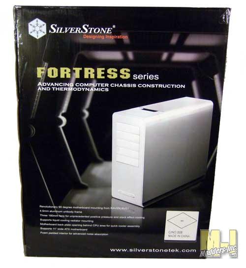 Silverstone FT02 Case