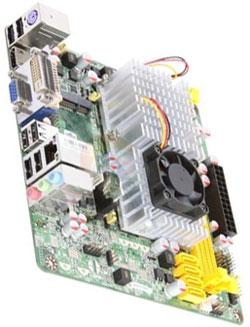 Jetway NC63-330-LF Mini ITX Motherboard