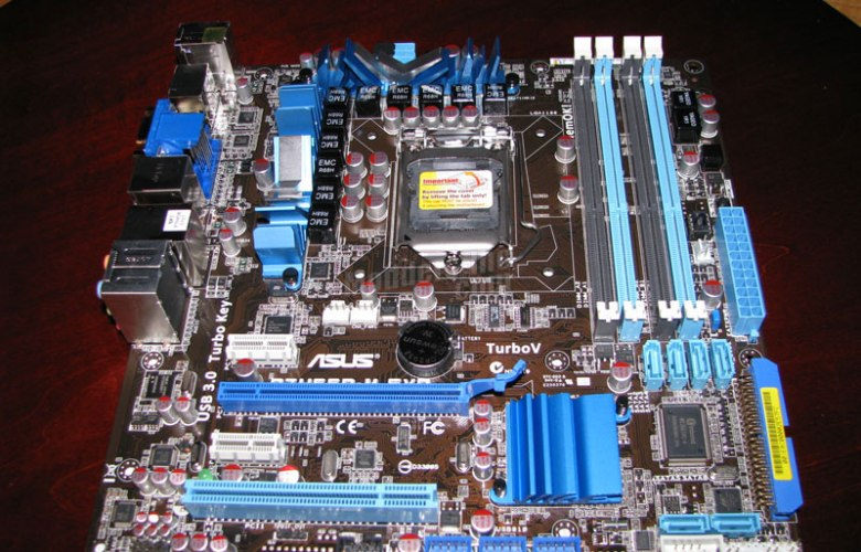 ASUS P7H55D-M Evo LGA1156 Motherboard