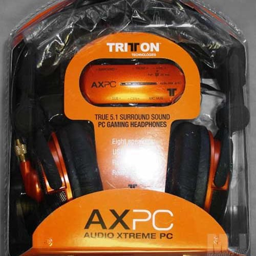 Tritton AXPC USB 5.1 Headset