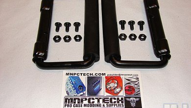MNPCTECH Spring Loaded Heavy Duty Case Handles
