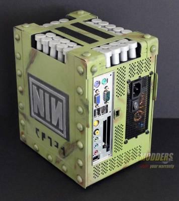 Quake Nail Gun Ammo Box Rear