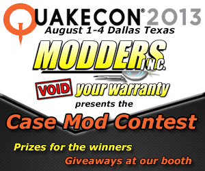 QuakeCon 2013 Case Mod Contest