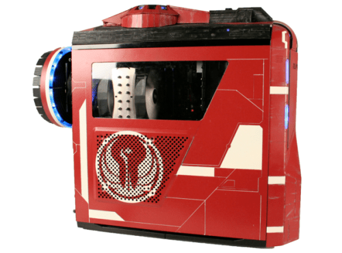 Defender 410, A Sweet Star Wars: The Old Republic Case Mod