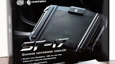 Cooler Master SF-17 Laptop Cooler