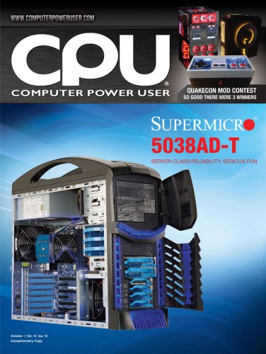 CPU Mag Cover Oct-2013
