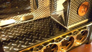Metal Polishing - Making Shiny Things