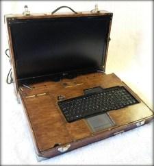 wooden Travel Case Mod