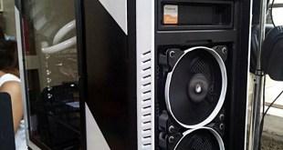Cooler Master Spade Case Mod