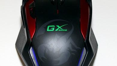 Genius GX Gaming Gila Mouse Review