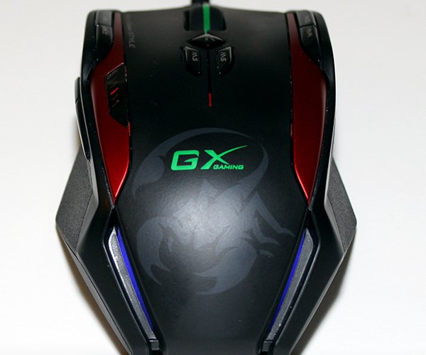 Genius GX Gaming Gila Mouse Review