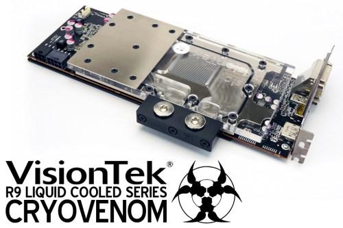 VisionTek CryoVenom Graphics Card