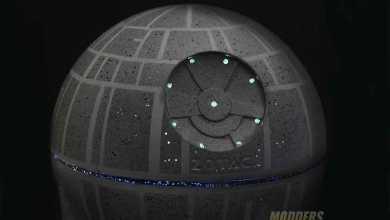 Photo of Zotac ZBOX Sphere OI520 Death Star Case Mod