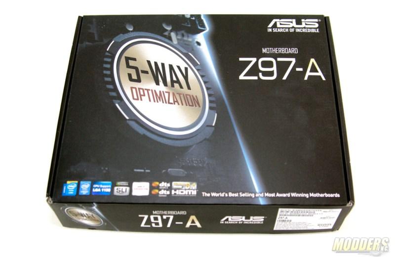 ASUS Z97-A Box
