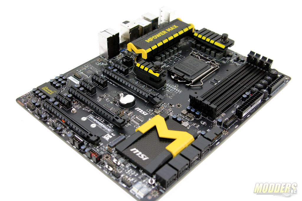 MSI Z87 MPOWER MAX Intel Smart Connect Technology Driver