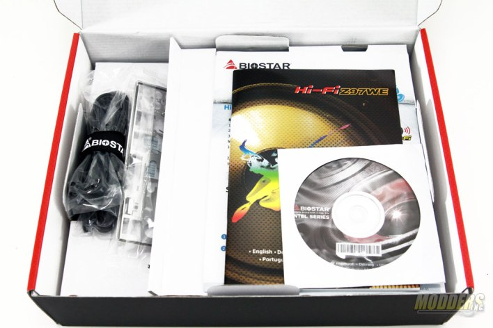 Biostar Hi-Fi Z97WE Box