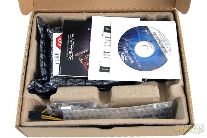 Sapphire R7 260X 100366-3L Packaging