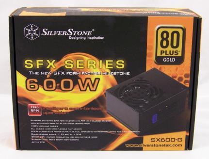 HARDOCP - SilverStone SFX SX600-G - SilverStone SFX SX600-G 600W Power Supply Review