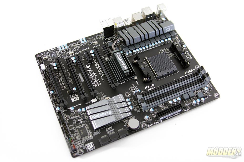 Gigabyte GA-990FXA-UD3 (rev. 1.1) 64 Bit