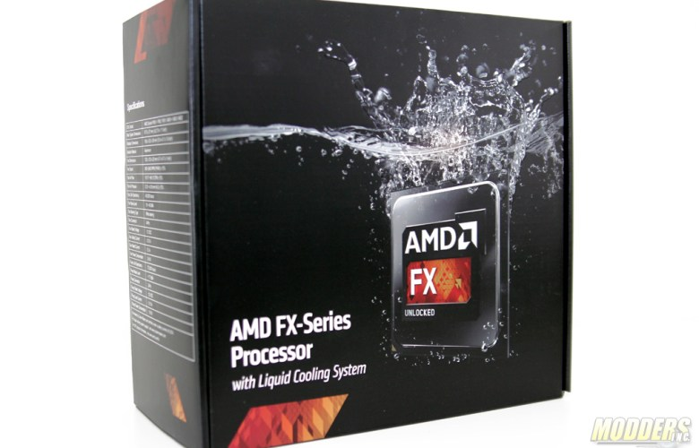 AMD FX-9590 Liquid Cooler bundle package
