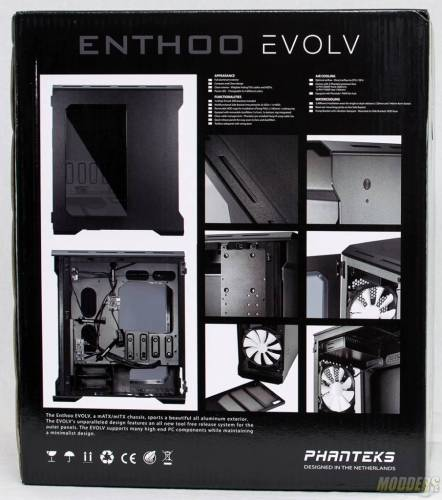 Enthoo Evolv