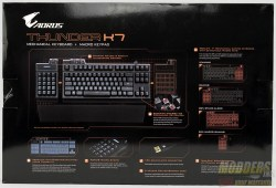 Aorus Thunder K7 Keyboard