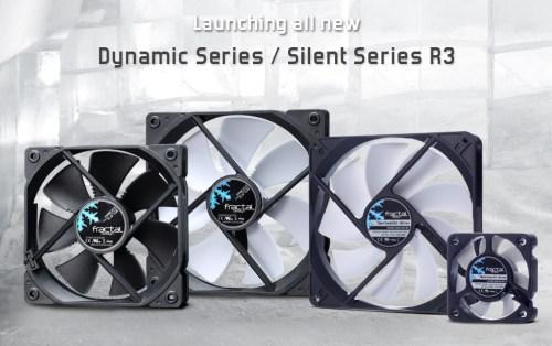 Fractal Silent Series R3 Fan-1