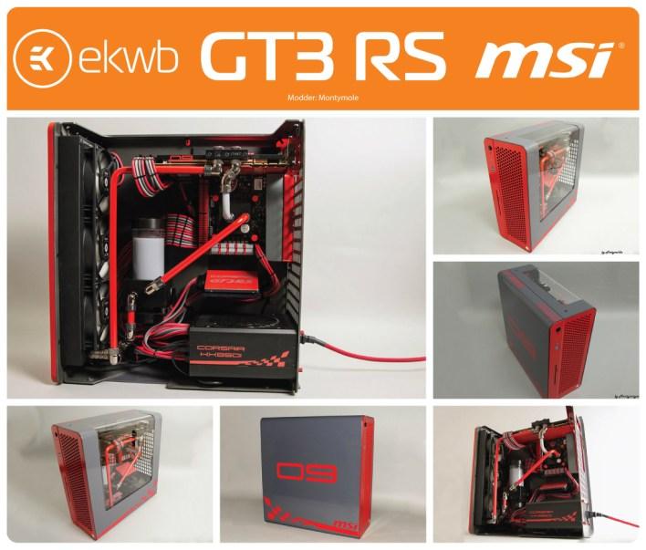 GT3 RS by Montymole