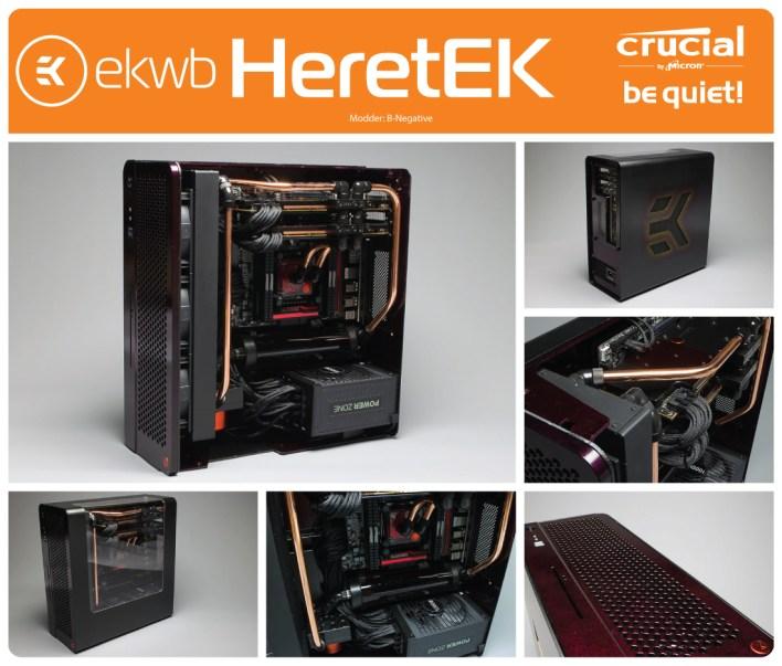 HeretEK by B-Negative