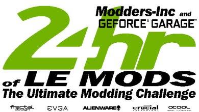 24hr case modding contest