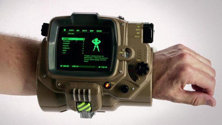 Fallout 4 Pip-Boy 3000