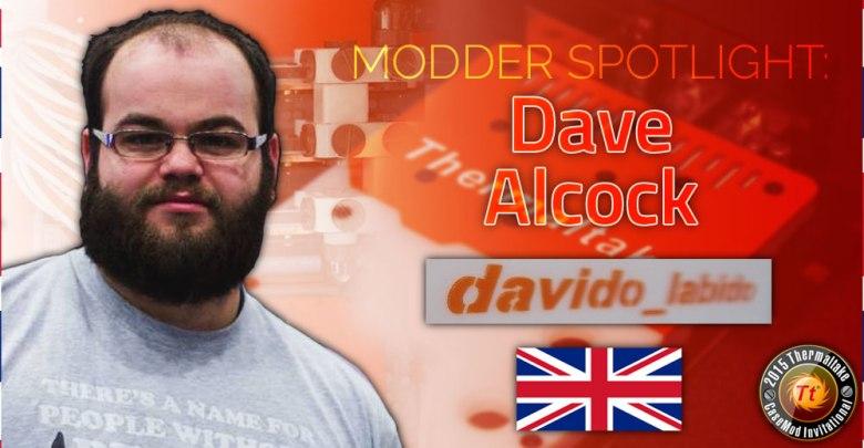 Photo of Modder Spotlight: Dave Alcock