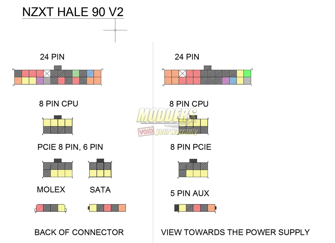 Famous Atx Psu Pinout Gallery - Electrical Circuit Diagram Ideas ...