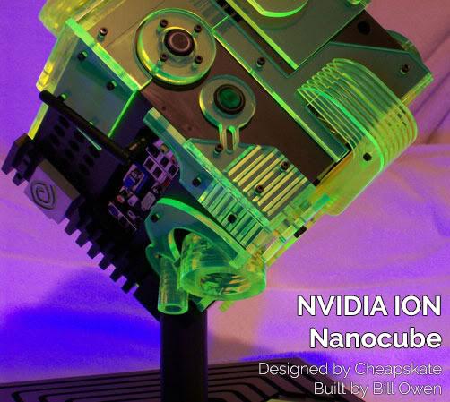 NVIDIA Ion Nanocube