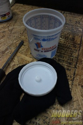 Mixing Cup for Paint
