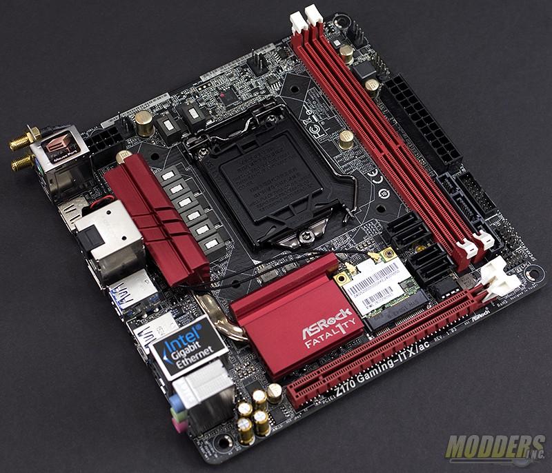 ASRock Fatal1ty Z170 Gaming-ITX/ac Realtek Audio 64x