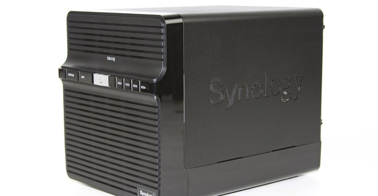 Synology Diskstation DS416j