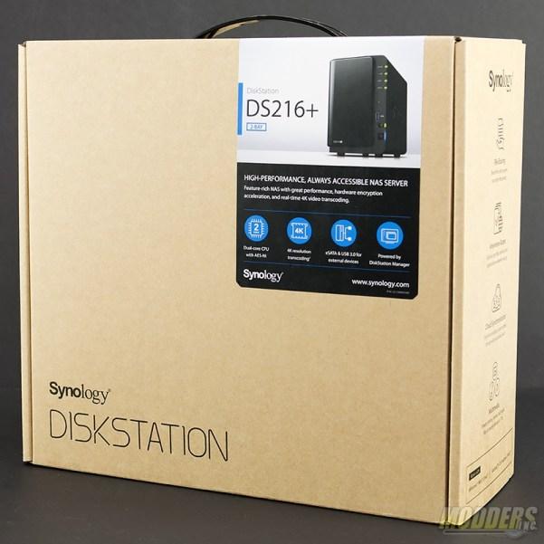DiskStation DS216+