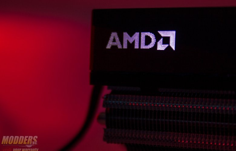 AMD Wraith Cooler LED