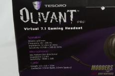 Tesoro OLIVANT