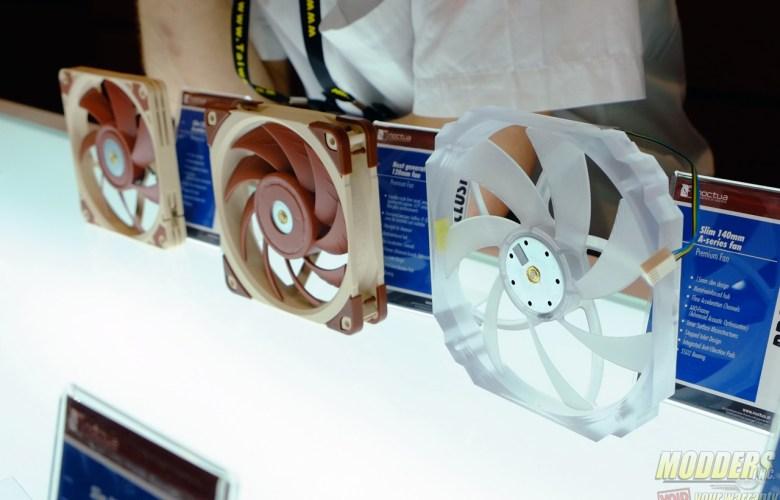 Noctua Next-gen Fan Prototypes