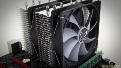 Scythe Fuma CPU Cooler