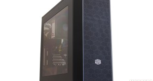 CM MasterBox 5 Windowed Black with MeshFlow Front Panel
